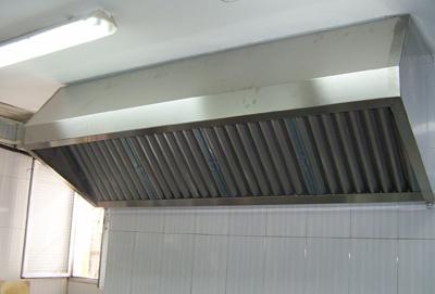 Extraccion humos cocina for Extraccion humos cocina