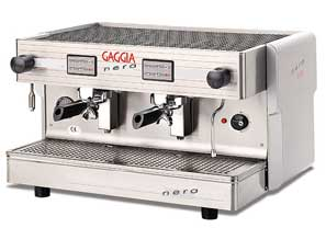 Maquina cafetera industrial